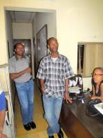 Petionville Stereo92 Studio 2012
